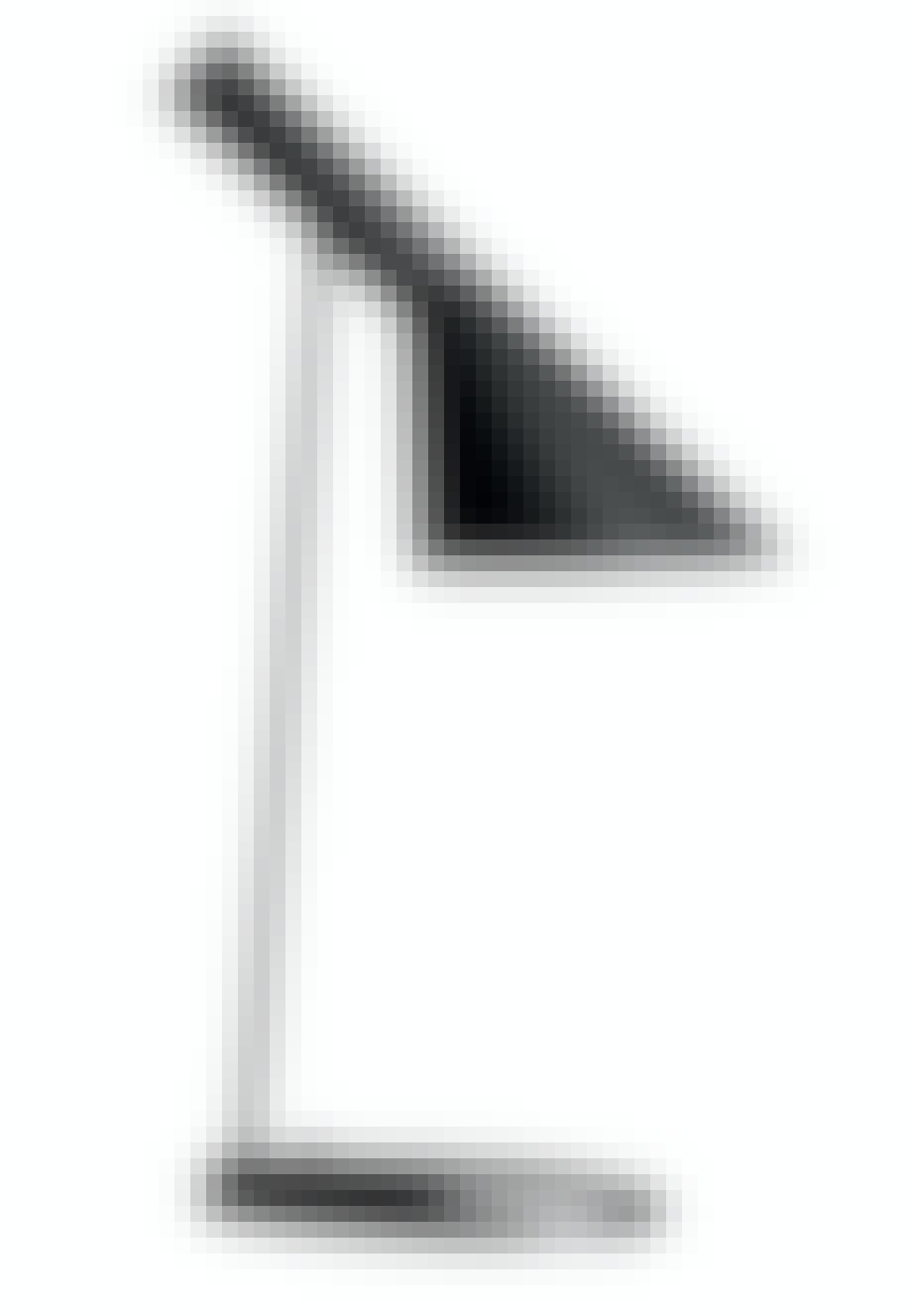 Klassisk bordlampe af Arne Jacobsen
