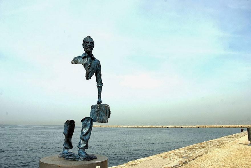 23 af de mest fascinerende skulpturer i verden