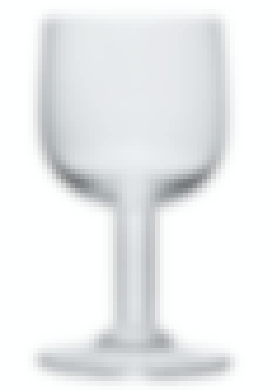 Elegant og enkelt vinglas