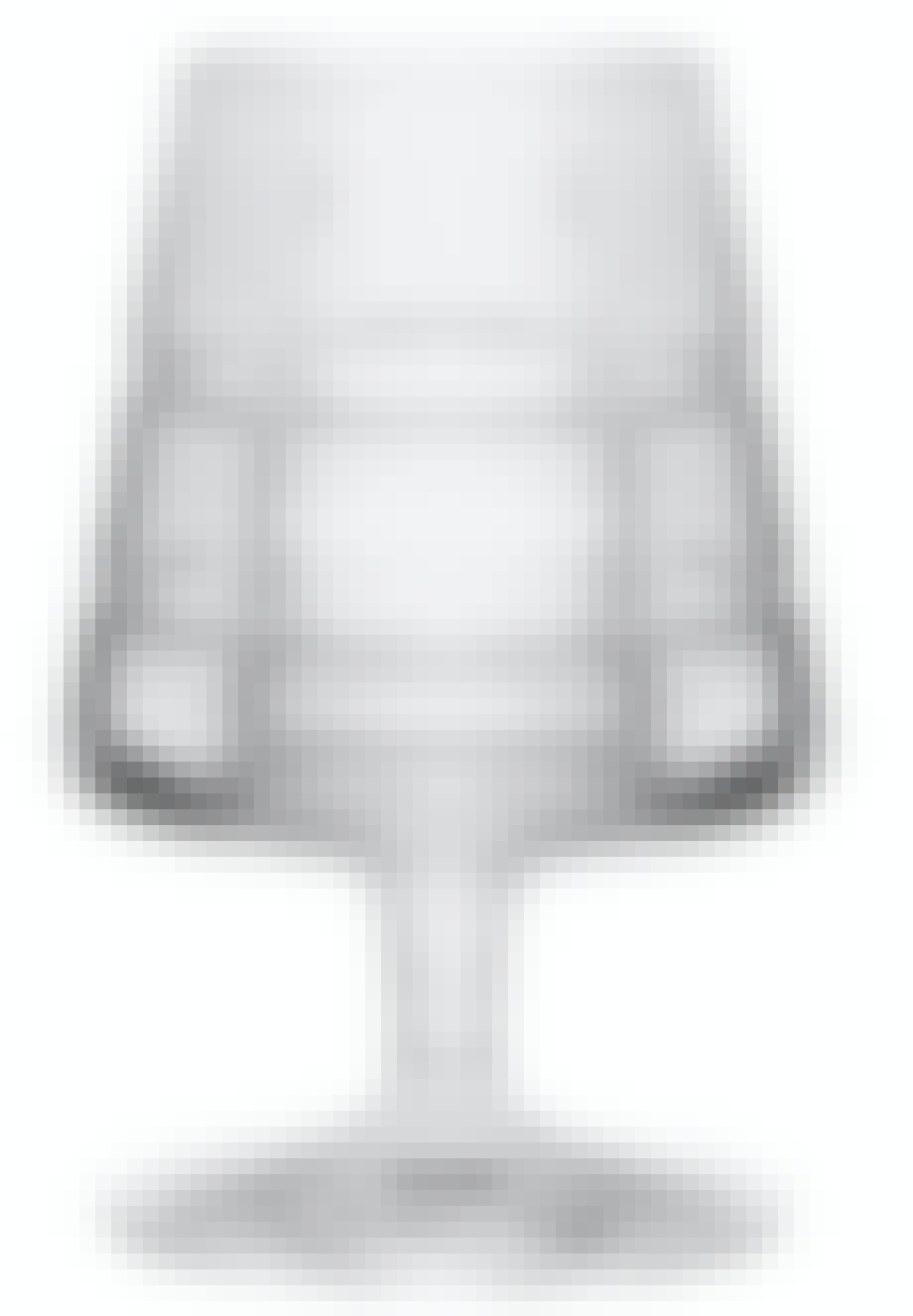 Glas med maskulint design