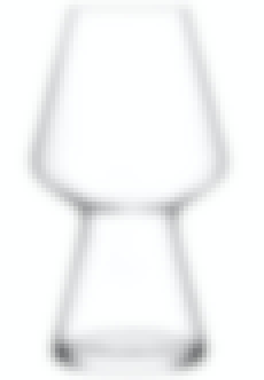 Skulpturelt glas fra Bormioli