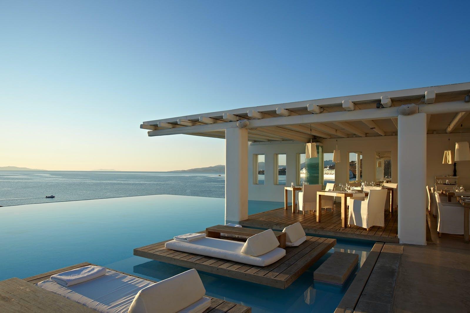 Cavo Tagoo er det smukkeste hotel i det græske ø-hav