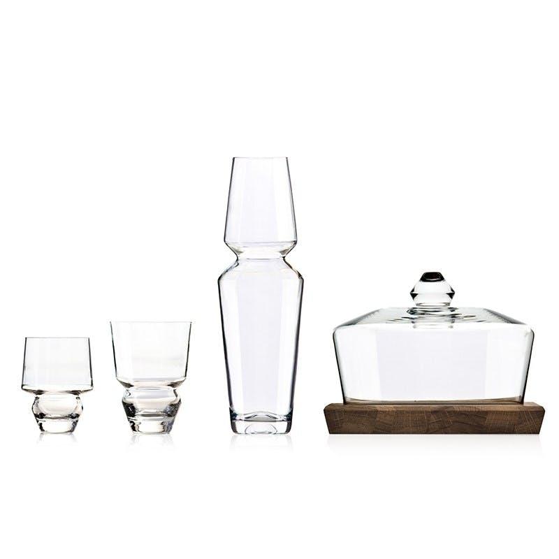 Grafiske vandglas fra Inspireby.