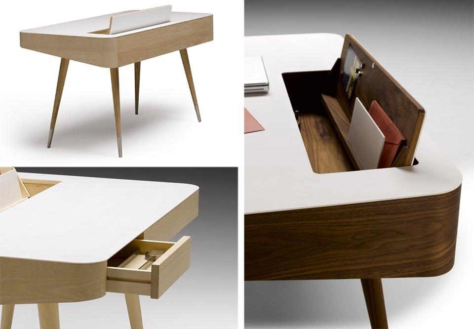 design skrivebord 10 design detaljer, du ville ønske dit skrivebord havde | bobedre.dk design skrivebord