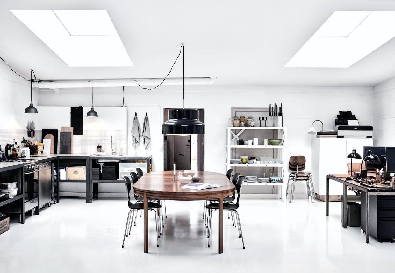 Råt køkkenalrum