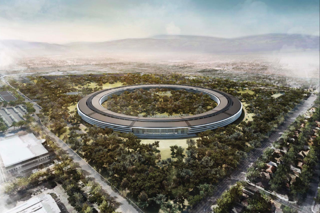 Steve Jobs monument står snart færdig