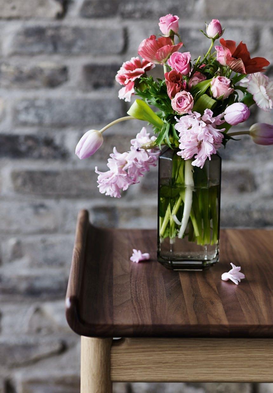 Jewel Smoke Vase