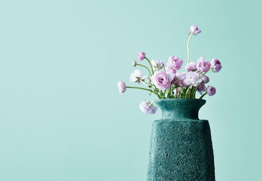 Grøn vase af North by North