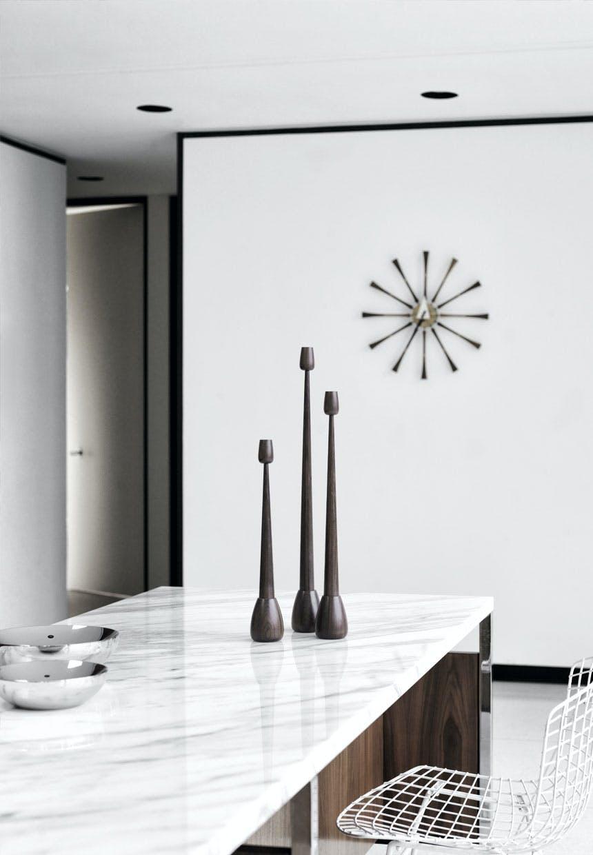 George Nelsons Spool Clock