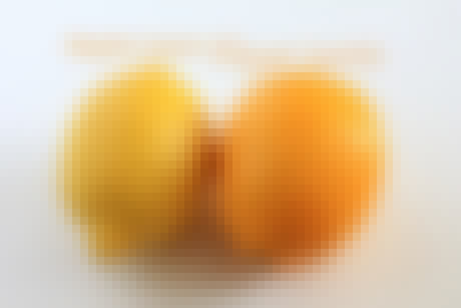 Sådan ser du forskel på citronerne