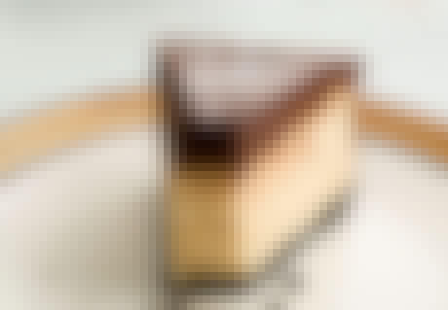 Bag cheesecaken