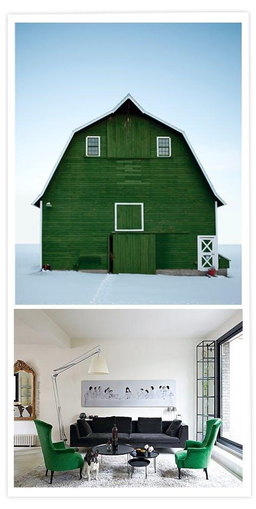 Det grønne hus