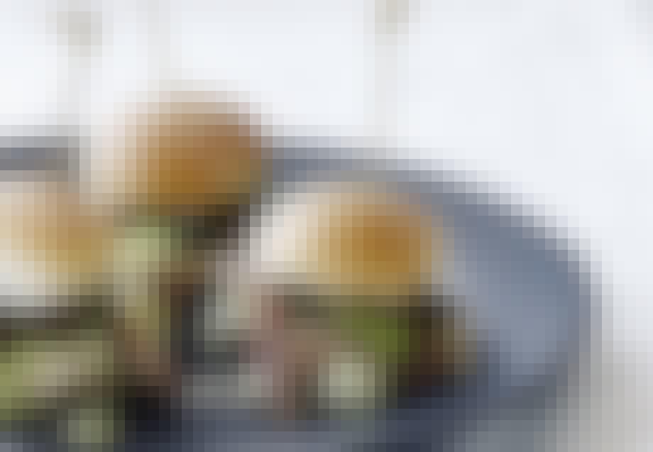 Miniburgere med hoisin-and