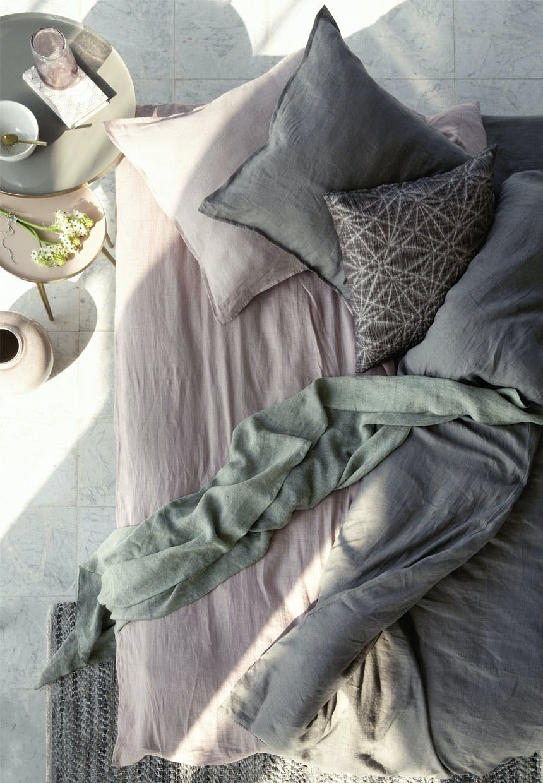 Bomulds-sengetøj fra Broste