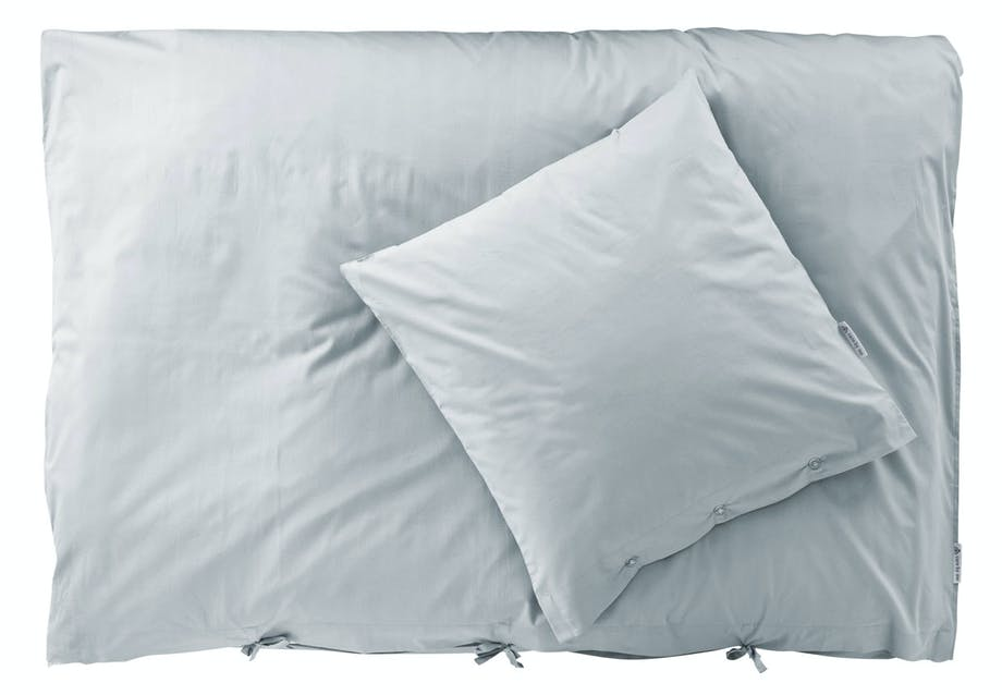 Blødt sengetøj i økologisk bomuld
