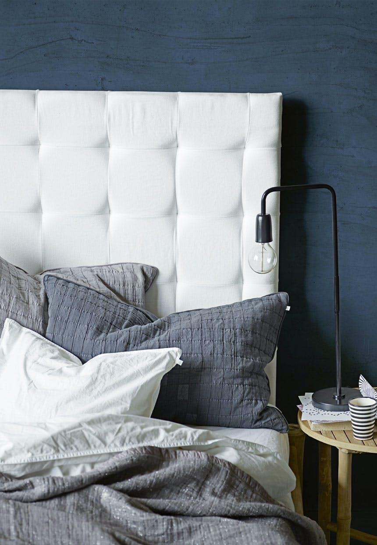 Sengegavl og sengetøj fra Tine K Home