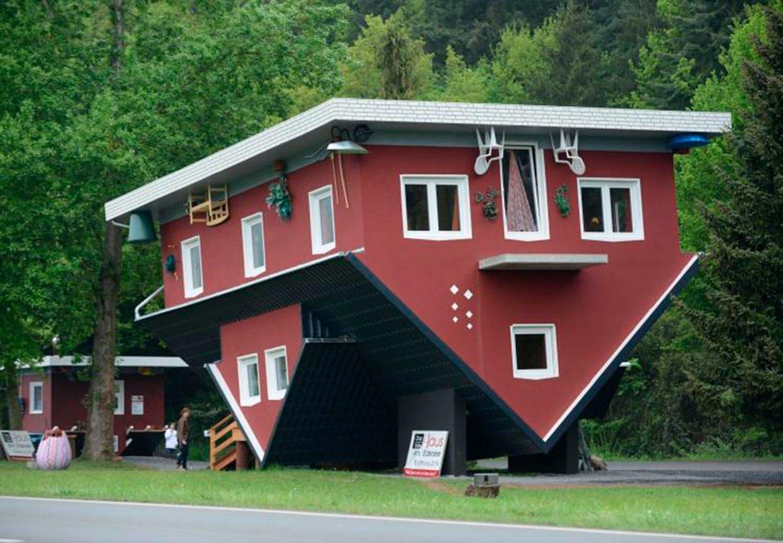 Det omvendte hus