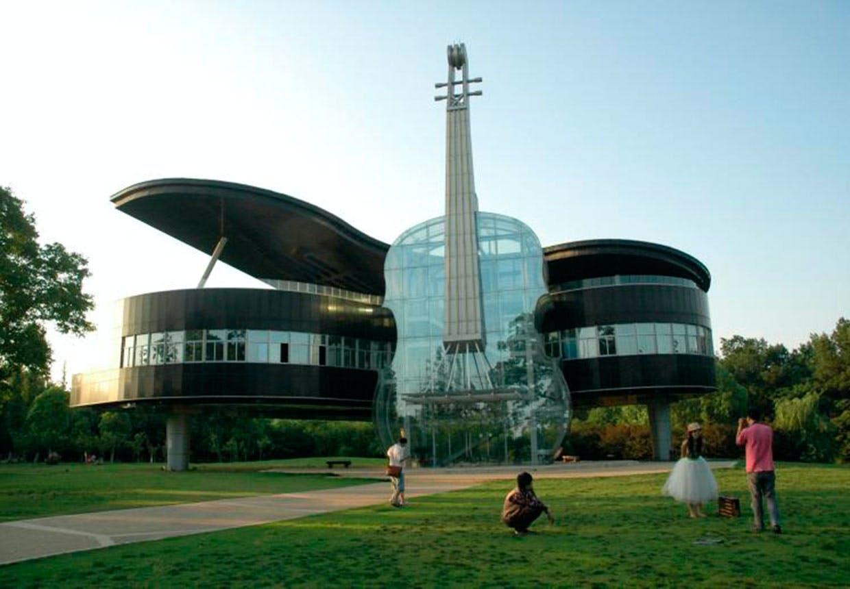 Pianohuset i Meitan