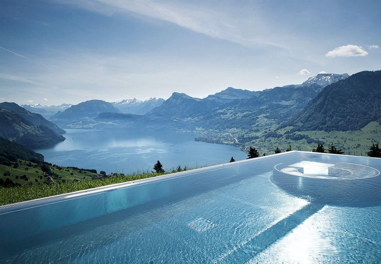 Hotel Villa Honegg, Schweiz