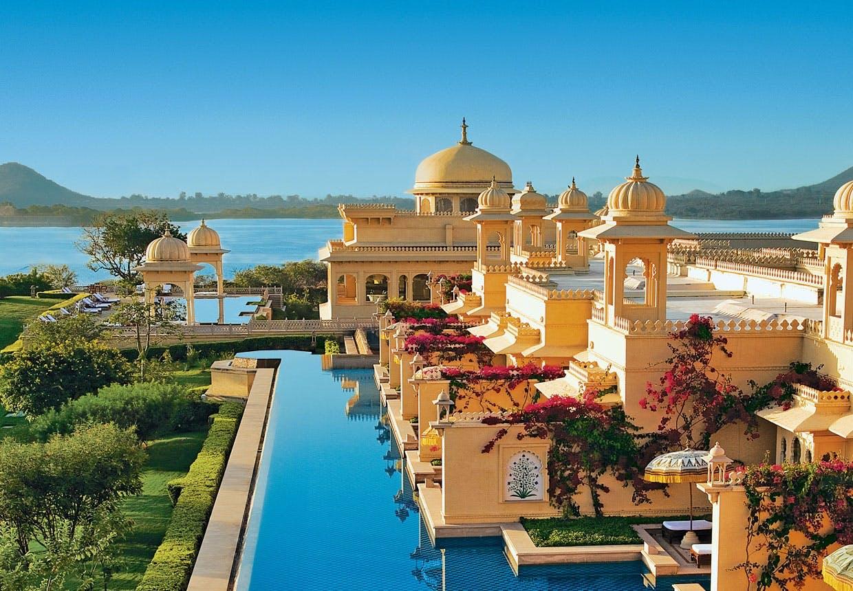 Oberoi Hotel Udaivilas, Indien