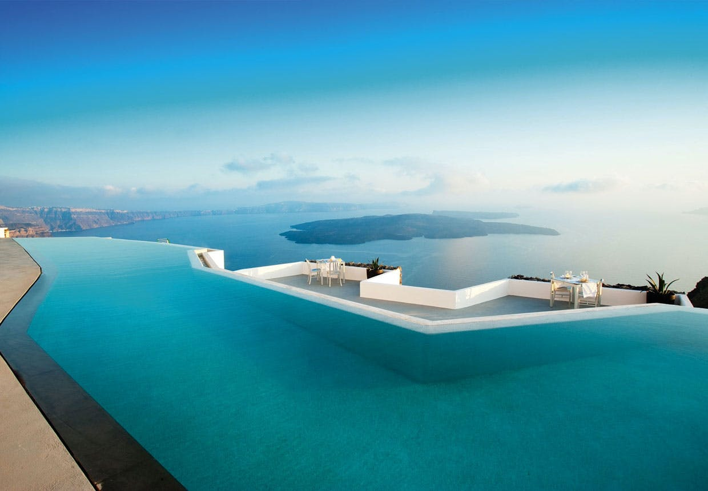 Perivolas Hotel, Grækenland