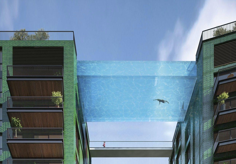London Sky Pool, England