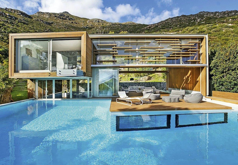 Spa House, Sydafrika