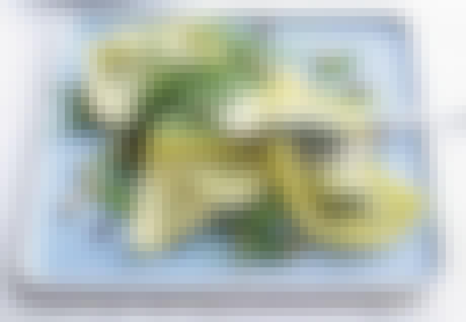 Ravioli med spinat og ricotta
