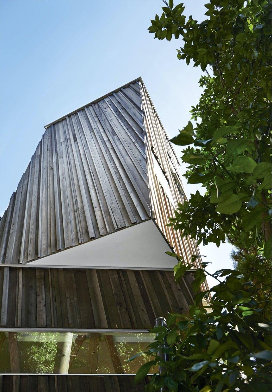 Bæredygtigt hus i Tokyo