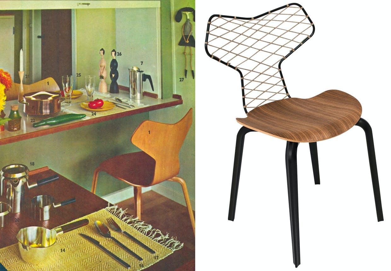 Arne Jacobsens Grandprix-stol