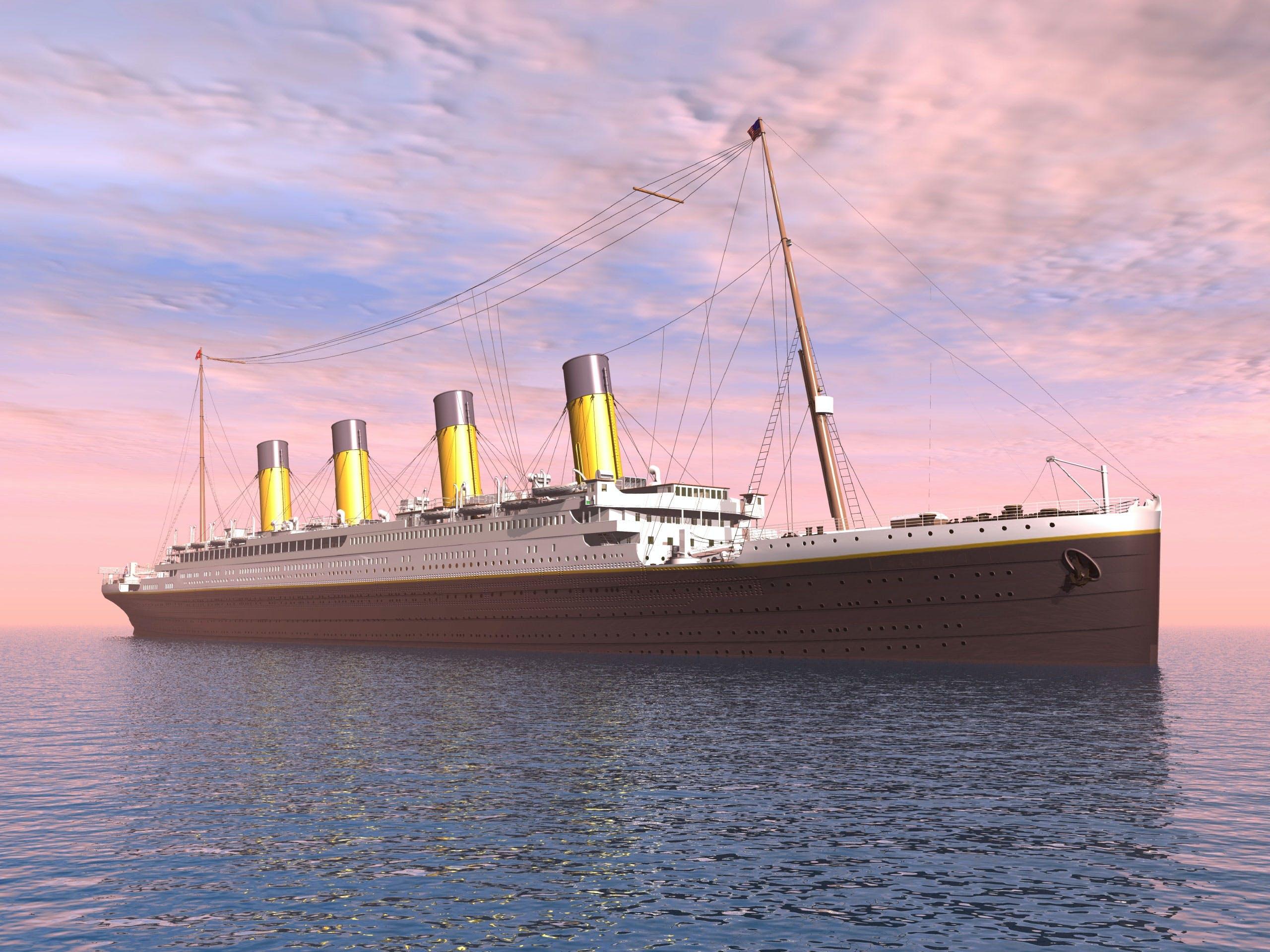 Titanic 2 bliver bygget og søsat som nøjagtig kopi af Titanic 1 i 2018.