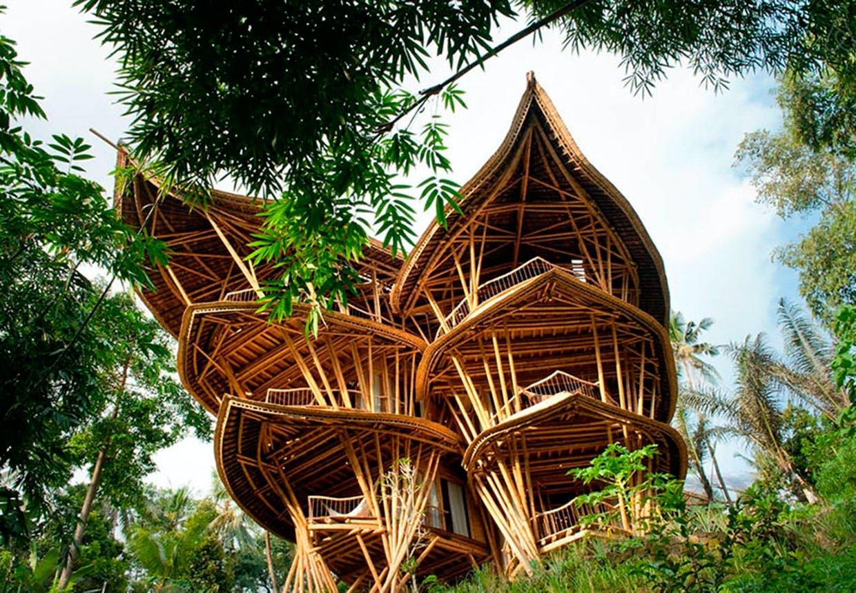 Bambushuse