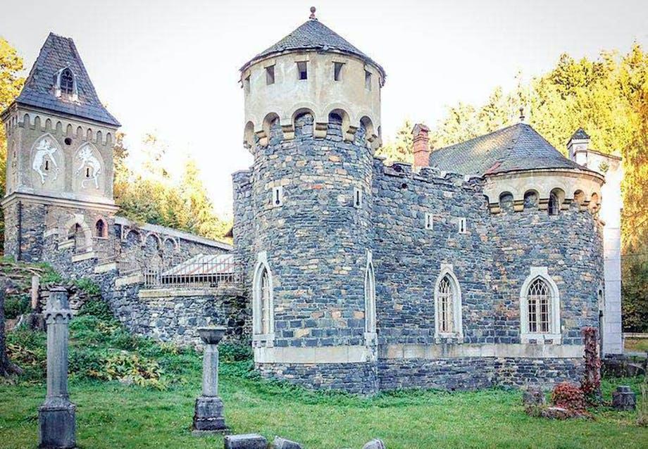 Køb historiske slotte