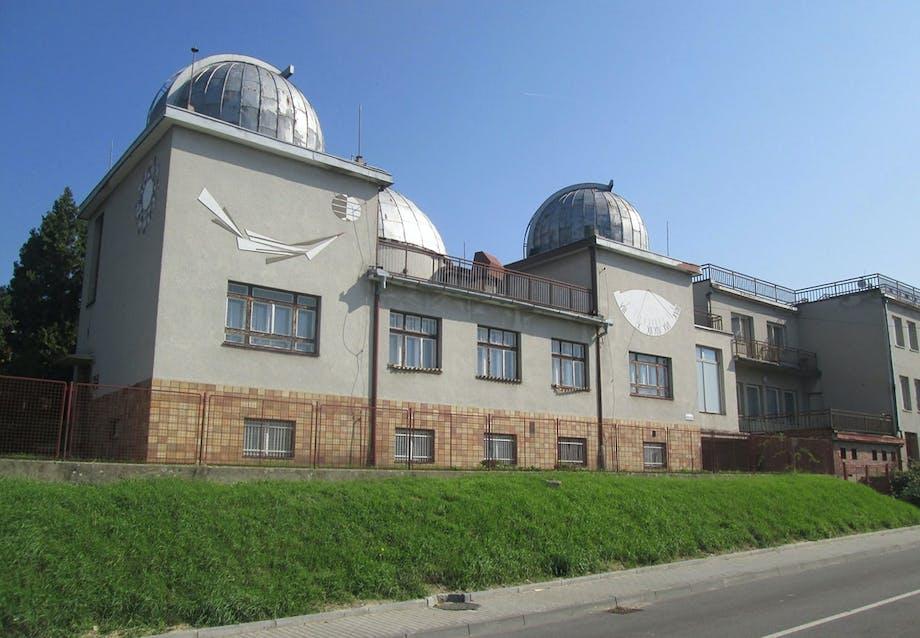 Planetarium til salg