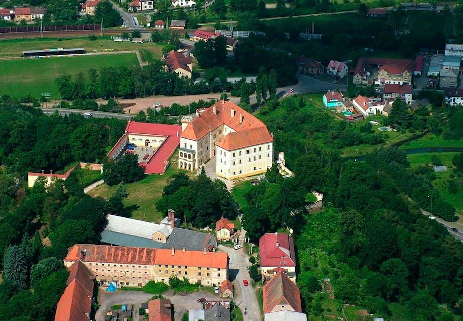 Slotte sælges med psykologi