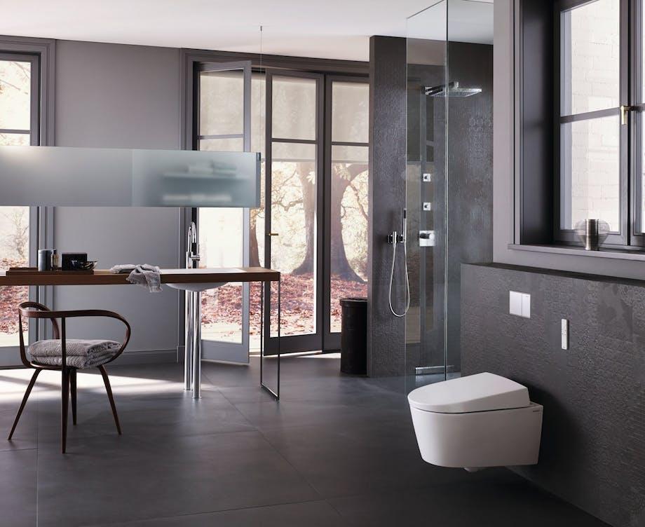 Badeværelset som et brugbart rum