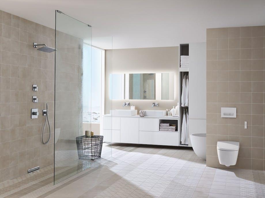 Det klassiske badeværelse
