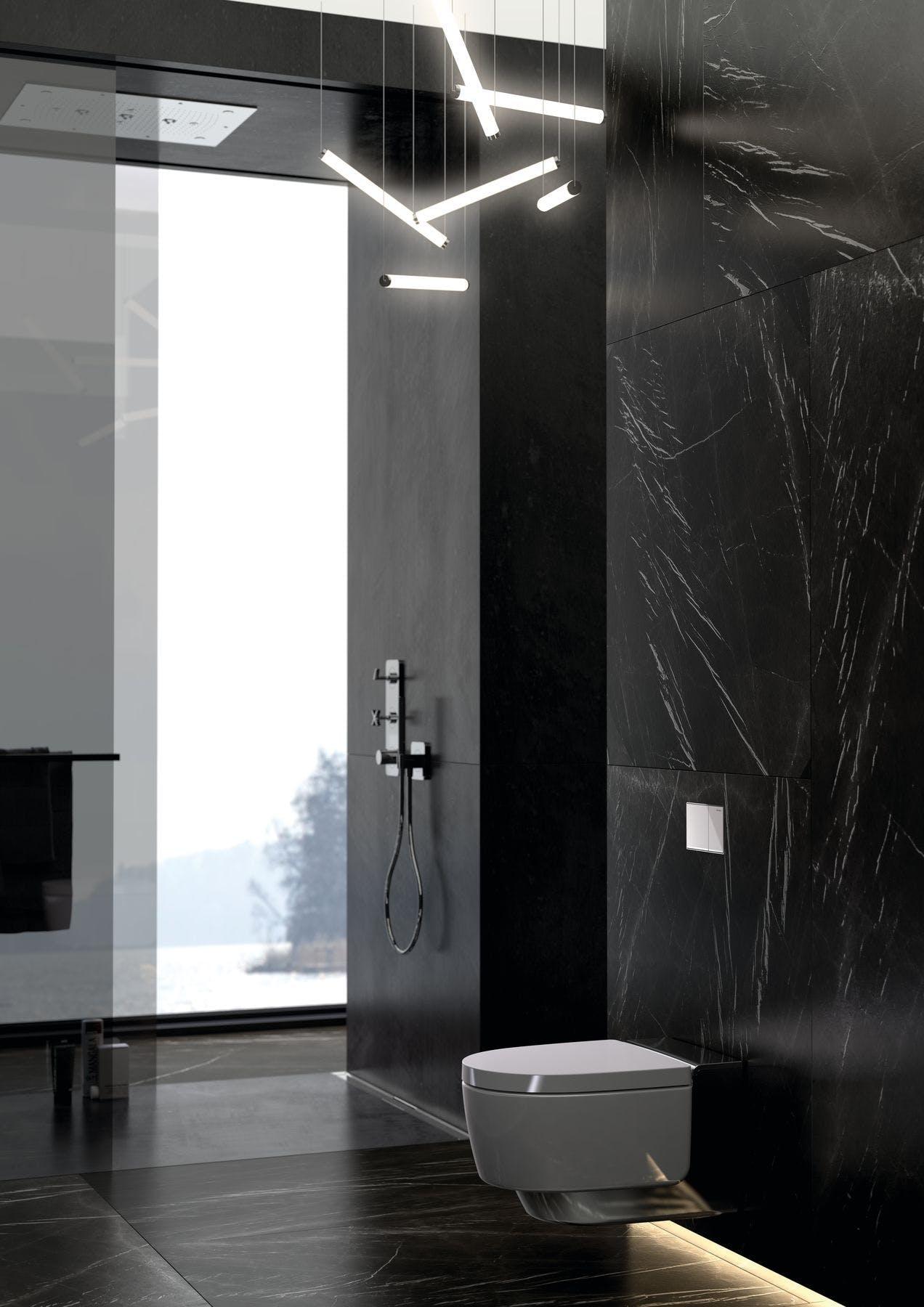 Det maskuline NYC-badeværelse