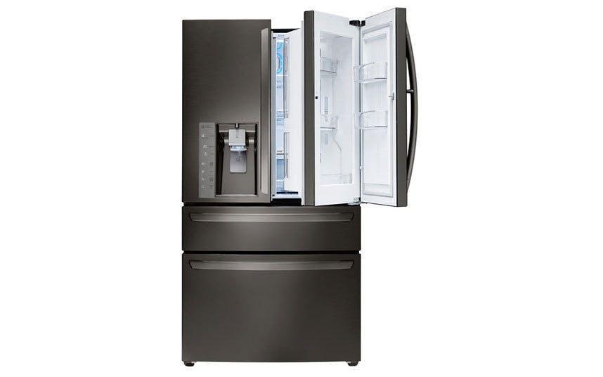 Smart køleskab fra LG
