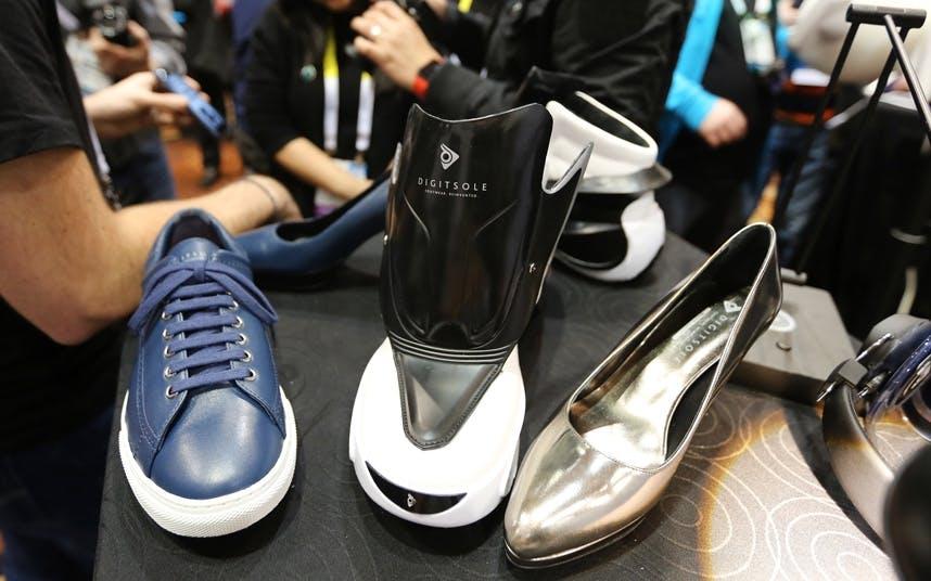 Smart fodtøj