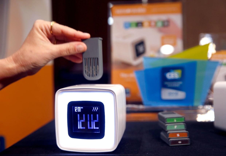 Smart vækkeur fra Sensorwake.