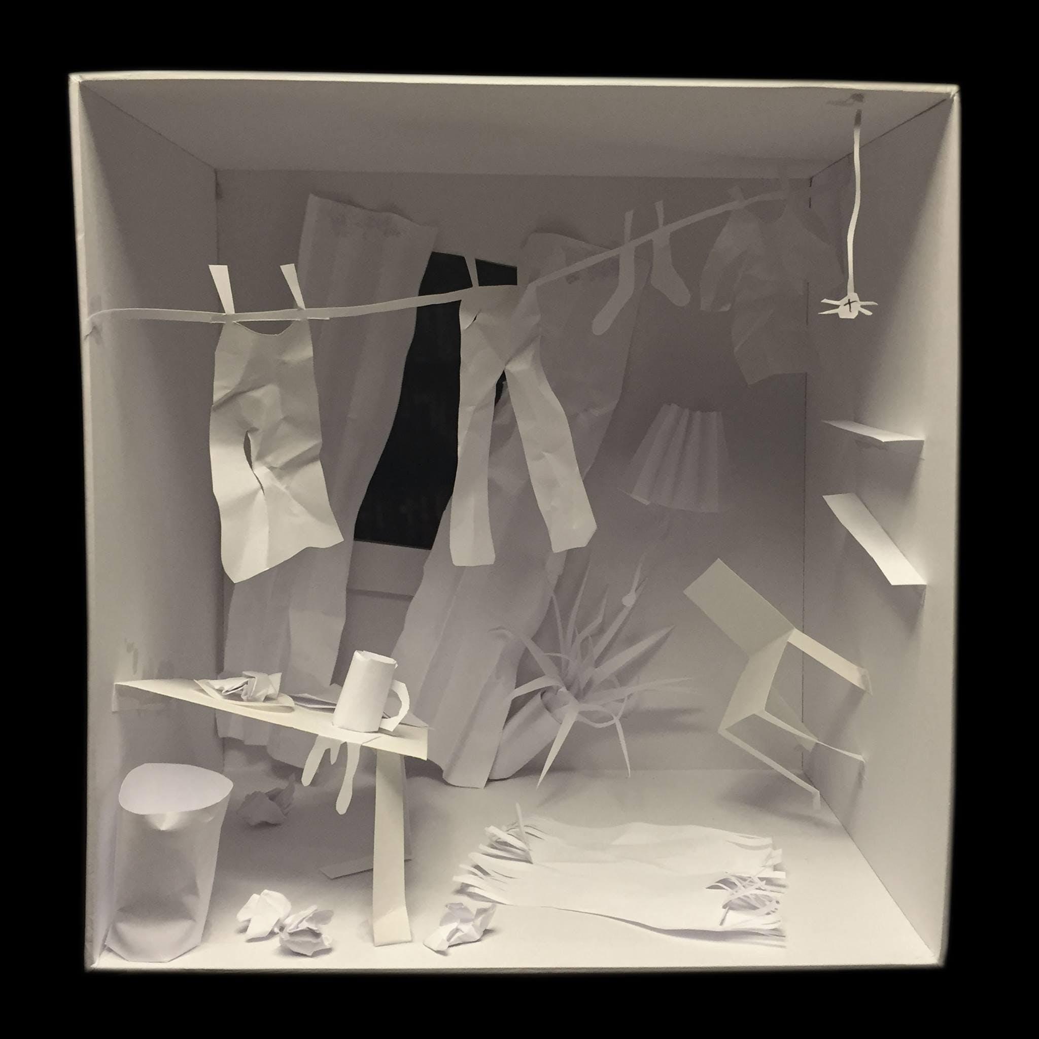 DR Kunstklub: Byg dit hjem af papir