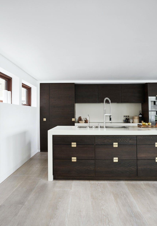 Køkken fra Simonsen og Czechura