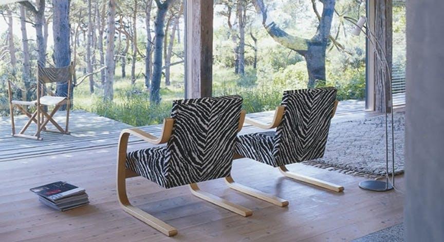 Aalto var også en mesterlig møbelkunstner