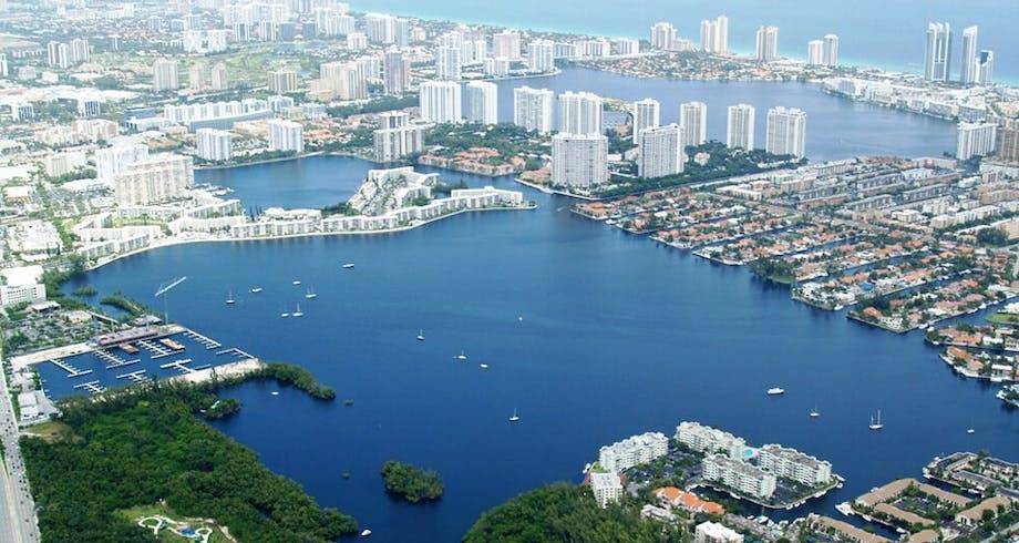 Marina i Miami