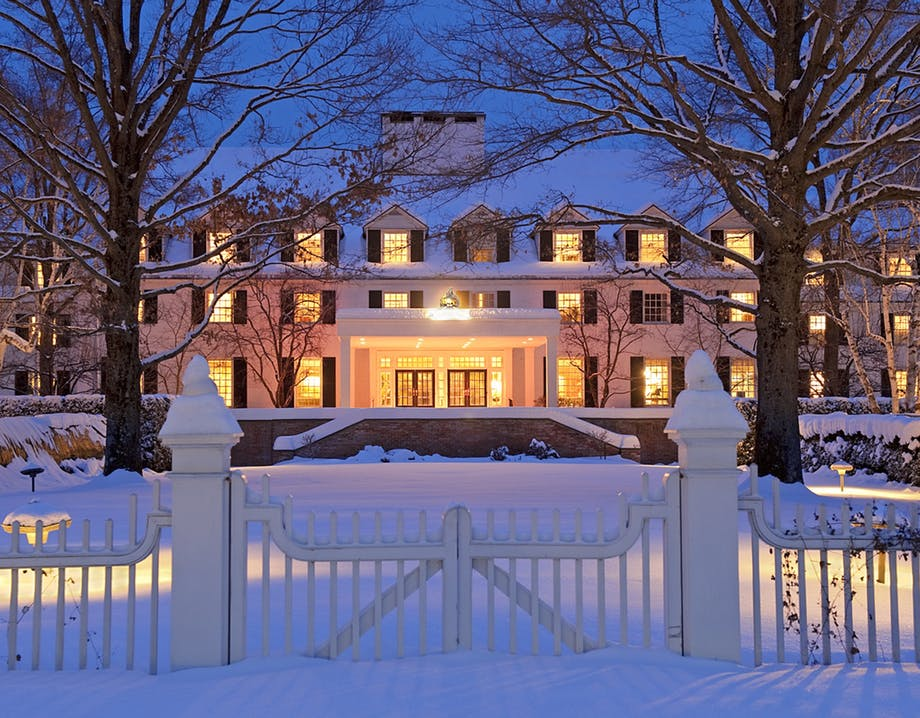 The Woodstock Inn, Vermont