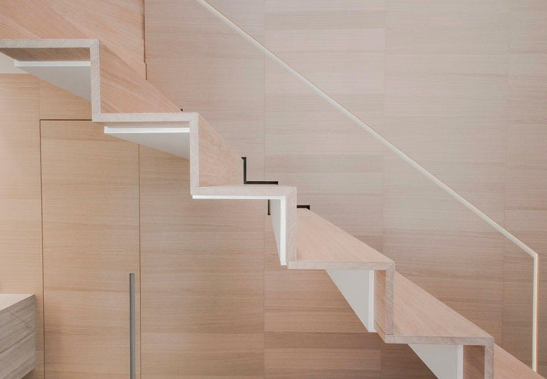Den slanke trappe