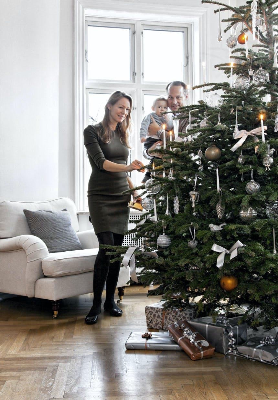 Internationalt og urbant julehjem