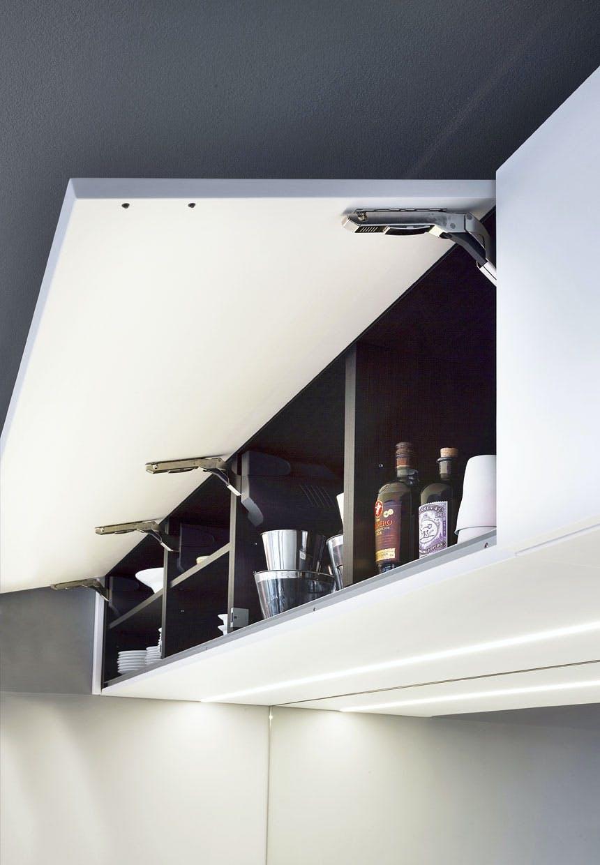 Smart opbevaring i køkkenet