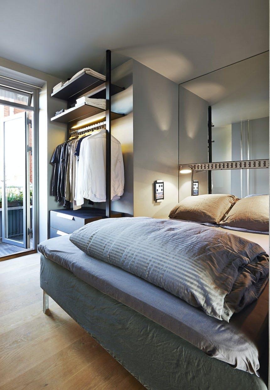 Åbne garderobeskabe fra Boff